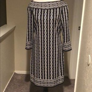 Max Studio Dresses - BNWT Black and whit office dress